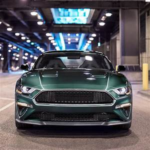 Wallpaper Ford Mustang Bullitt, 2019, 4K, Automotive
