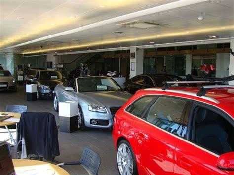 Taunton Audi Show Room  Barratt & Canniford
