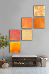 best 25 orange hallway paint ideas on pinterest brown With best brand of paint for kitchen cabinets with times square canvas wall art