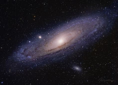Galaxies Space Andromeda