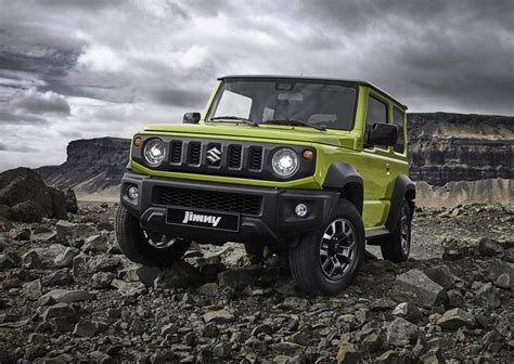 Suzuki South Africa by 2018 Suzuki Jimny To Launch In South Africa On 1 November