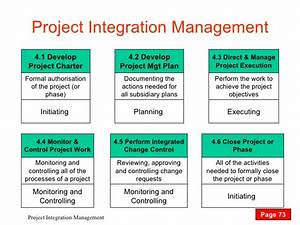 Ed4 p4 project integration management for Project integration management plan template