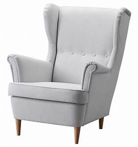 Ohrensessel Ikea Grau : strandmon fotel ikea fotele do salonu zdj cia pomys y inspiracje homebook ~ Watch28wear.com Haus und Dekorationen