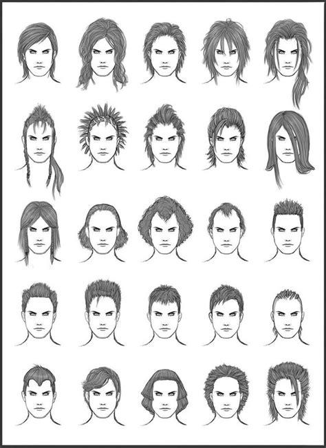 pretty hair  ugly hair  character ideas