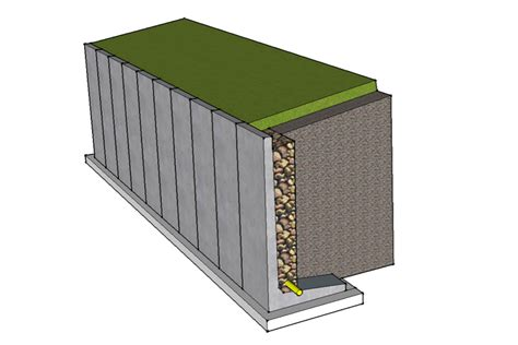in wall l l shape retaining walls retaining wall solutions