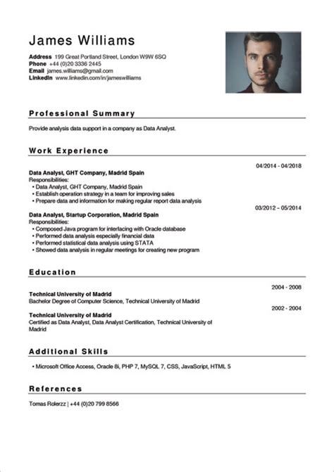 Wizard Resume Templates Free by Resume Cv Wizard Free Templates 2018