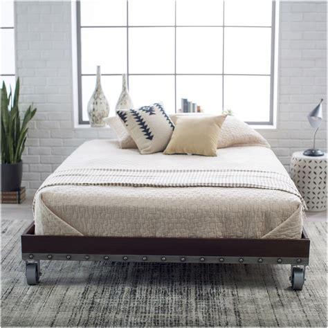 platform bed frame verysmartshoppers size heavy duty industrial platform Industrial