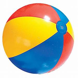 Swimline 46-In Panel Beach Ball - ToySplash com