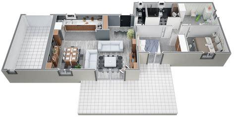 le notre cours de cuisine modèle de construction traditionnelle de 90m2 de plain