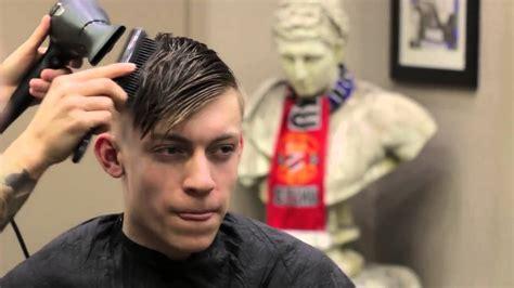 how to style hair like neymar neymar new haircut 2016 how to cut 3534