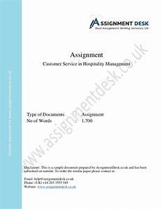 Hospitality Assignment Frankfinn Dissertation Proposal Help