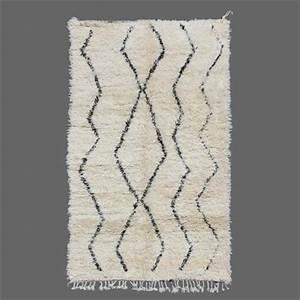 Grand Tapis Berbere : tapis de b ni ouarain secret berb re ~ Teatrodelosmanantiales.com Idées de Décoration