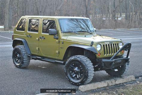 wrangler jeep 2008 2008 jeep wrangler fastback 4 door