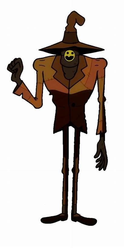 Trickster Summerween Monsters Halloween Gravity Falls Disney
