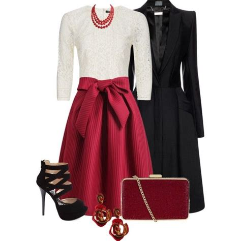 9 elegant Valentineu2019s date outfits - Page 7 of 9 ...
