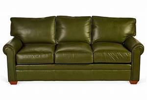 14 green leather sofas carehouseinfo for Moss green sectional sofa