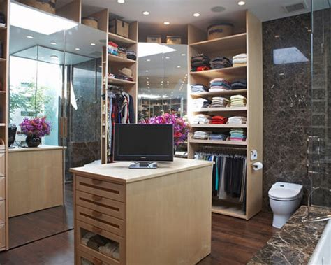 master bathrooms with closets ideas pictures remodel and