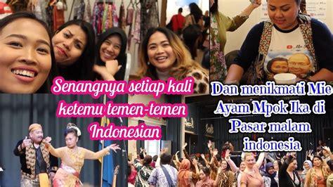 Pasar Malam Indonesia Stockholm Enaknya Bisa Makan