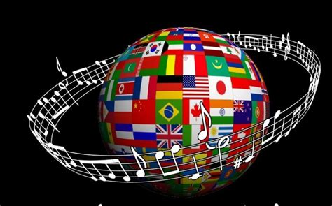 Global Music Industry Value Jumps 5.9% To Us.7b