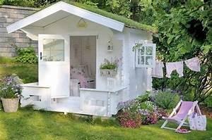 Spielhaus Für Den Garten : kinder spielhaus aus holz f r den garten ~ Articles-book.com Haus und Dekorationen