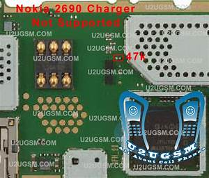 Nokia 2690 Charging Jumper Diagram
