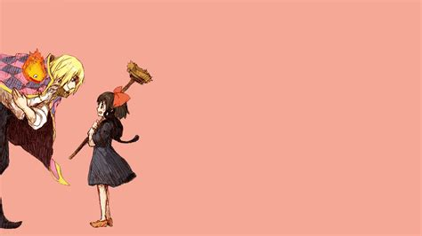 Kiki S Delivery Service Wallpaper Howl S Moving Castle Free Anime Wallpaper Site