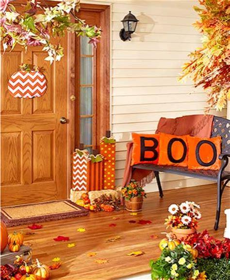 Seasonal Harvest Decor That Also Works For Halloween