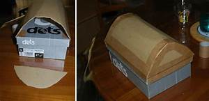 Fabriquer Une Boite En Carton Avec Couvercle : le coffre au tr sor sandrine dans tous ses tats ~ Melissatoandfro.com Idées de Décoration
