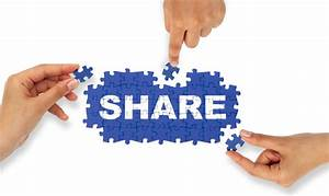 Looking for greater profits? Start sharing with me
