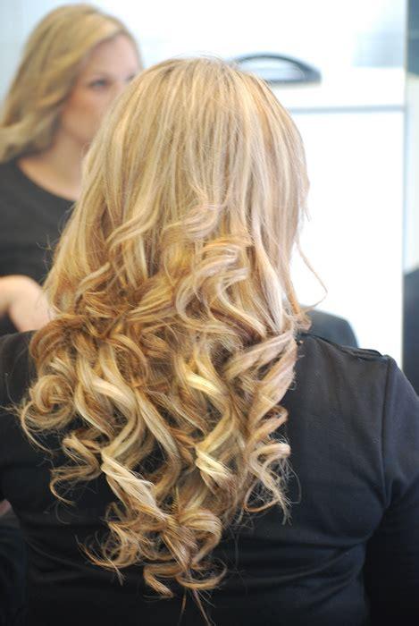 boucler des cheveux fins coupes de cheveux  coiffures