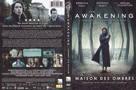 la maison des ombres jaquette dvd de la maison des ombres the awakening canadienne cin 233 ma