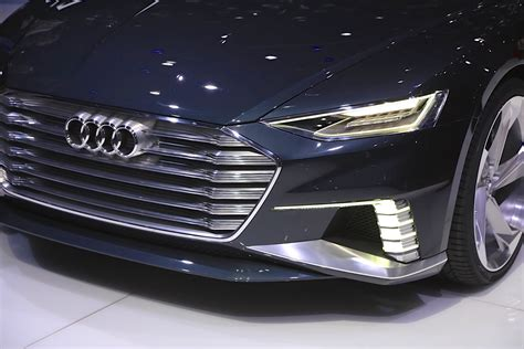What's the difference vs 2020 a8? Audi A9 e-tron electric car, Tesla Model S rival, to launch by 2020: report