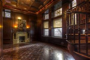 Old world gothic and victorian interior design february for Old new york apartments interior