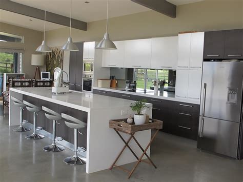 modern kitchen island bench kitchen kitchen furniture white high gloss island