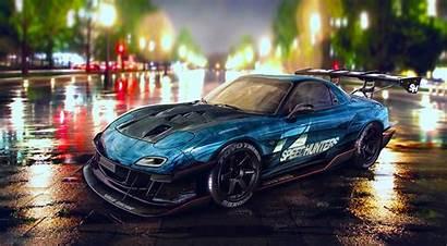 Wallpapers Rx7 Mazda Rx Desktop Speed Need
