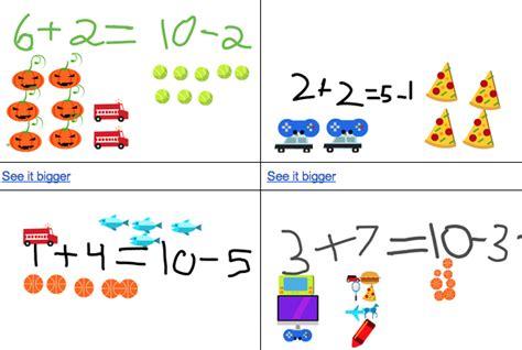 grade math equation animations elementary technology