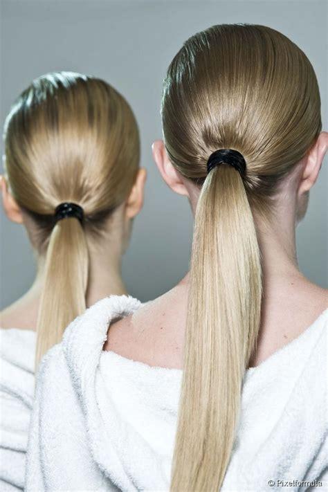 easy hairstyles  long  medium length hair