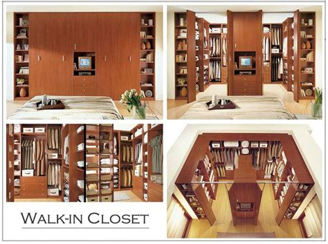 awesome walk in closet idea now you see it now you don