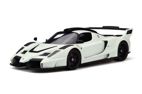 It was originally a ferrari enzo but was then given to gemballa for tuning. GT Spirit Ferrari (Enzo) Gemballa MIG-U1 White - GT Spirit