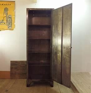 Armoire D Atelier : armoire d 39 atelier ancienne les vieilles choses ~ Teatrodelosmanantiales.com Idées de Décoration