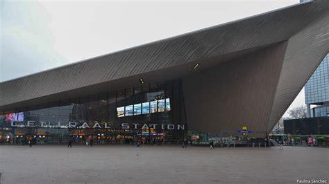Modern Architecture In Rotterdam Dinktravelers