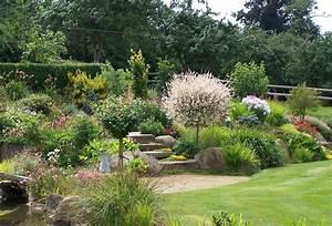 enrochement par paysages conseil With photos amenagement jardin paysager 14 lemoigne paysage