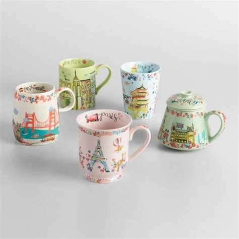 Order online tickets tickets see availability. World Traveler Mug Collection   Mugs, Unique coffee mugs, Mug display