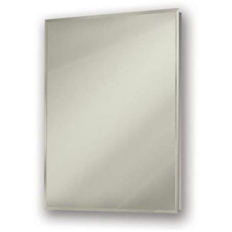 home depot recessed medicine cabinets with mirrors simplicity 24 in w x 30 in h x 4 875 in d mirrored