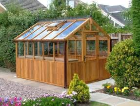 Inspiring Greenhouse House Plans Photo by Wood Greenhouses House Design And Decorating Ideas