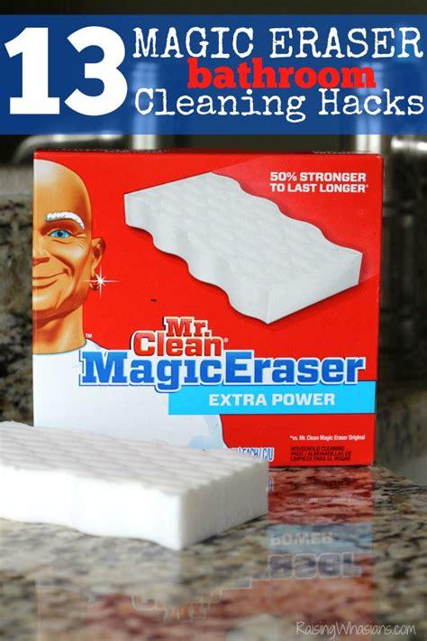 13 magic eraser bathroom cleaning hacks raising whasians