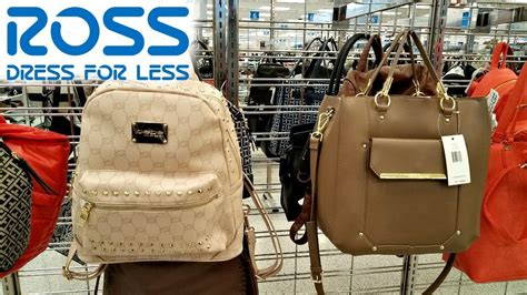 Shop With Me Ross Name Brand Handbags Guess, Bebe, Anne