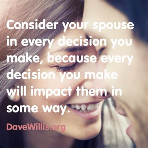 ways  support  spouse  hard times dave willis
