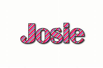 Josie Mach Dieses Vorname Logos