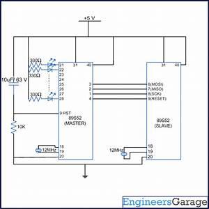Circuit Diagram 8051 Programmer